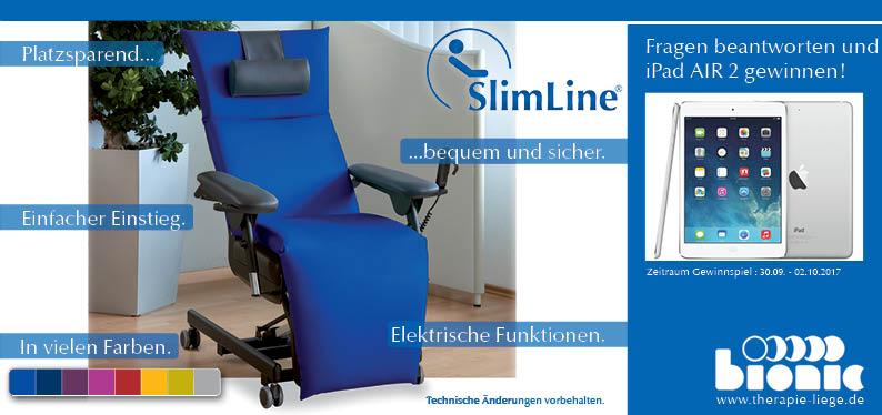 Gewinnspiel SlimLine